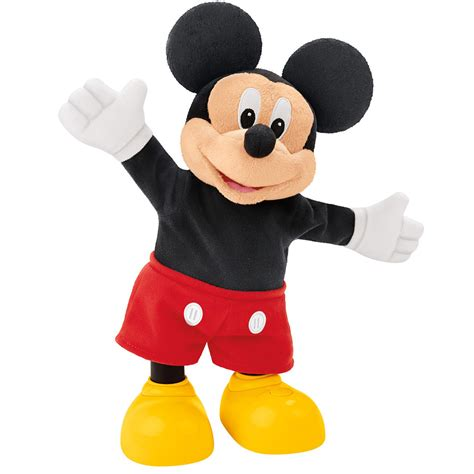 Disney Mickey Mouse Clubhouse Dance & Shout Mickey   £40 ...