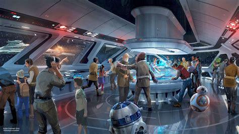 Disney s immersive  Star Wars  hotel is a Jedi dream come true