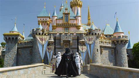 Disneyland Star Wars Land Plans Begin To Take Shape