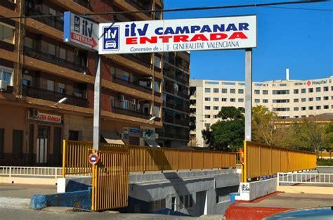 DISPONIBLE CITA PREVIA EN NUESTRA ESTACIÓN DE CAMPANAR ...