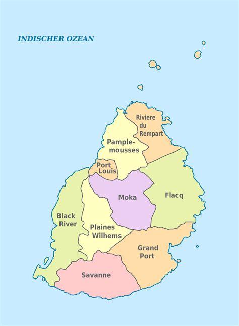 Distrikt (Mauritius) – Wikipedia
