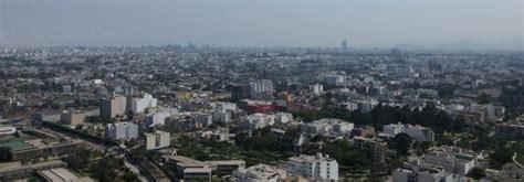 Distritos de Lima, precio en dolares del metro cuadrado de ...