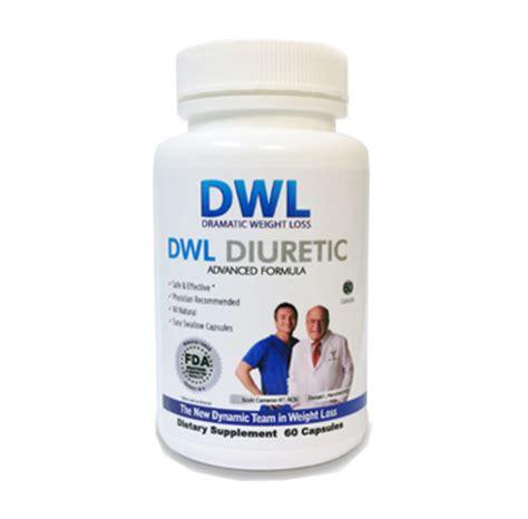 diuretic   Dramatic Weight Loss