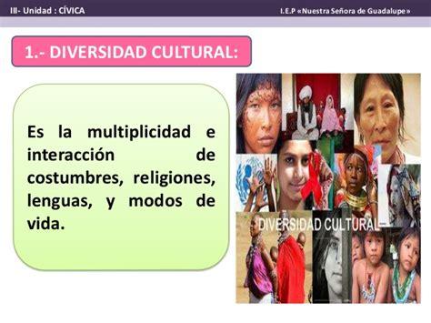 Diversidad cultural en el mundo