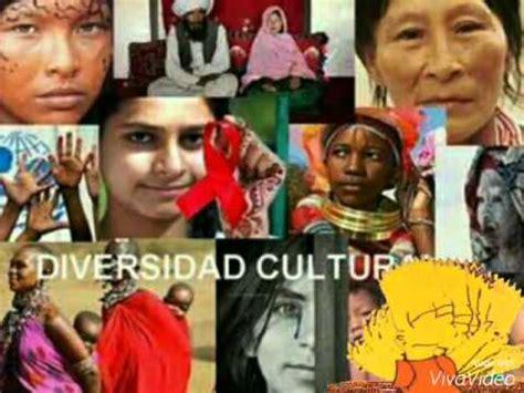 Diversidad cultural en el mundo - YouTube