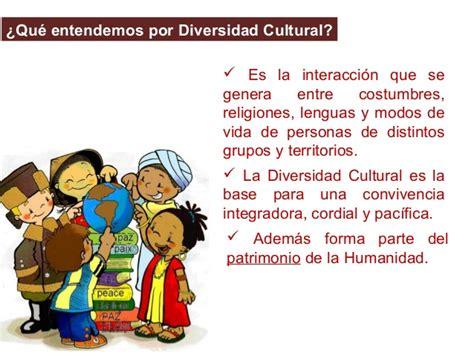 Diversidad cultural mundial