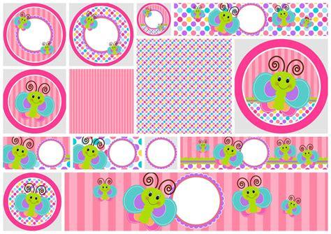 Divertida Mariposa: Etiquetas para Candy Buffet para ...
