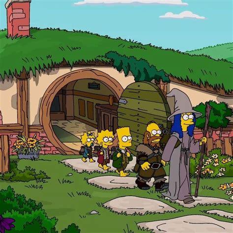 Divertida parodia de El Hobbit y El Señor de los Anillos ...