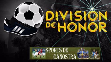 Division de Honor Juvenil; Barcelona-San Francisco (1-0 ...