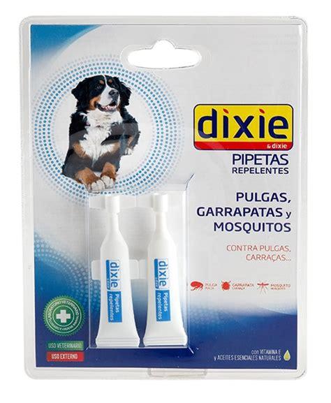 dixie.es   Pipetas repelentes para perros Dixie, repelen a ...