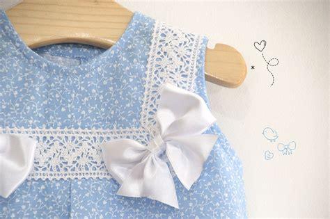 DIY Costura: Como hacer vestido para niñas con lazos ...