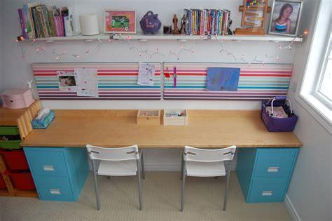DIY Craft Desks   Craft Storage Ideas
