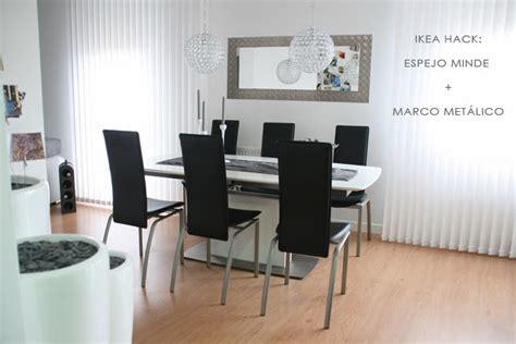 DIY: Espejo con marco de aluminio para el salón : x4duros.com