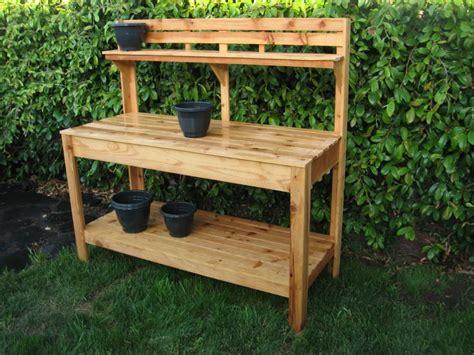 DIY Garden potting work Bench ideas | Interior Design Ideas