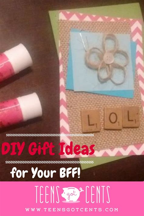 DIY Gift Ideas: 3 Back-to-School Presents Your Best Friend ...