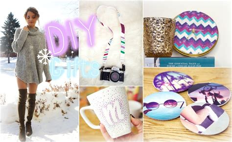 DIY Gift Ideas | Easy & Affordable! - YouTube