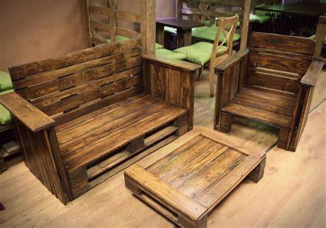DIY Pallet Furniture for Living Room | Pallet Furniture