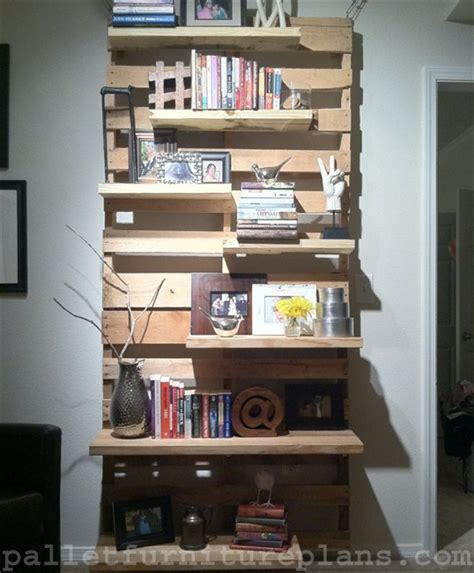 DIY Pallet Shelves to Manage Your Things | Pallet ...