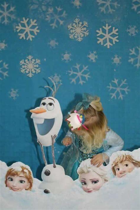 DIY Photocall de frozen para el cumple de Julia | ideas ...