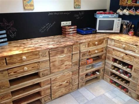 DIY Recycled Pallet Wall Art Ideas   Ideas with Pallets