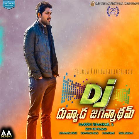 {*DJ} Duvvada Jagannadham (2017) Mp3 Songs Free Download ...