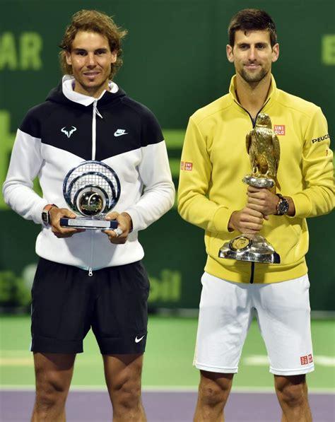 Djokovic barre a Nadal en la final de Doha (6-1 y 6-2 ...