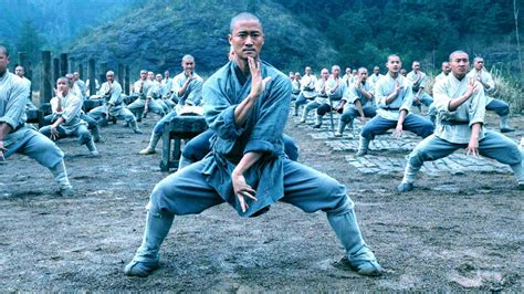 Do You Know All These Chinese Martial Arts
