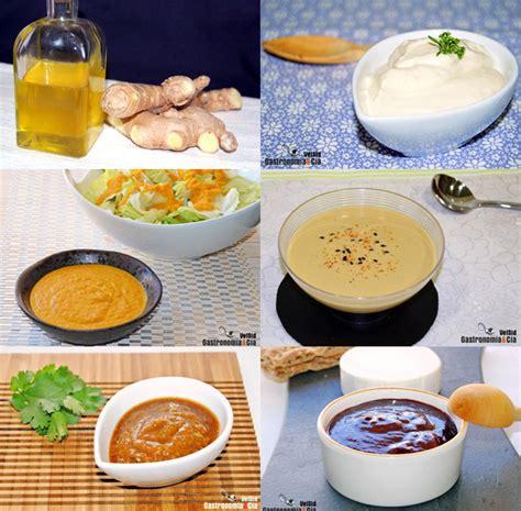 Doce recetas de salsas con jengibre fresco | Gastronomía & Cía