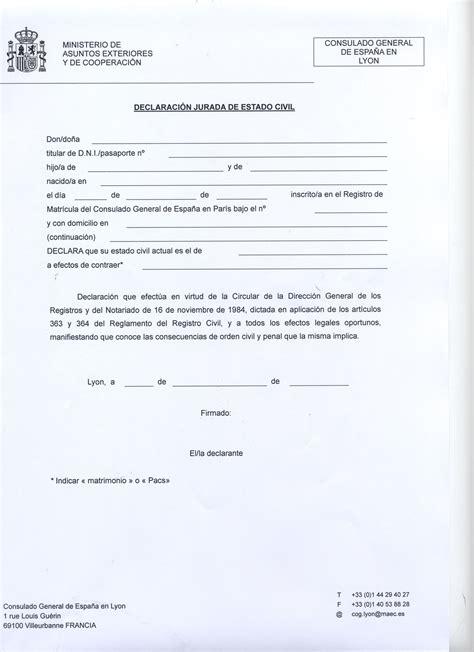 Documentación y trámites