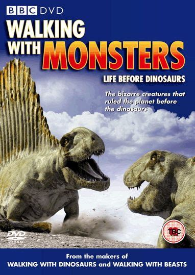 DOCUMENTARY BBC : Walking with Monsters   Life Before ...