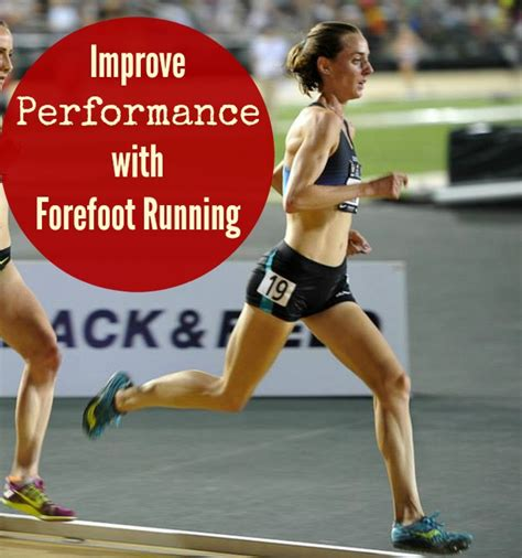 Does Forefoot Running Improve Performance? | RUN FOREFOOT