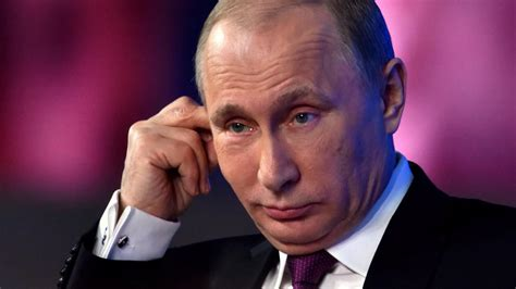 Does Vladimir Putin have Asperger s syndrome?   CBS News