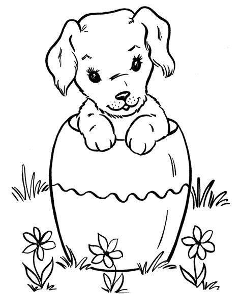 Dog Coloring Pages 2018  Dr. Odd
