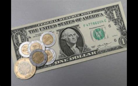 Dólar cierra debajo de 19 pesos este viernes | El ...