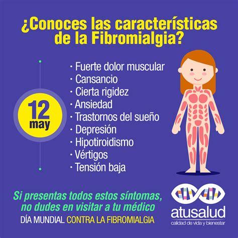 Dolor y cansancio: síntomas cardinales de la fibromialgia ...