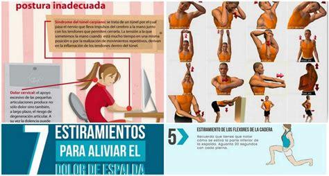 Dolores de espalda: tan comunes como intensos (y evitables ...