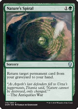Dominaria Constructed Set Review: Green