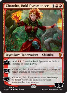 Dominaria Planeswalker Deck Lists | MAGIC: THE GATHERING