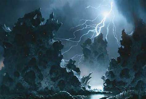 DOMINARIA - Urborg's Wasteland [C6.8] (Quest Magic RPG MTG ...