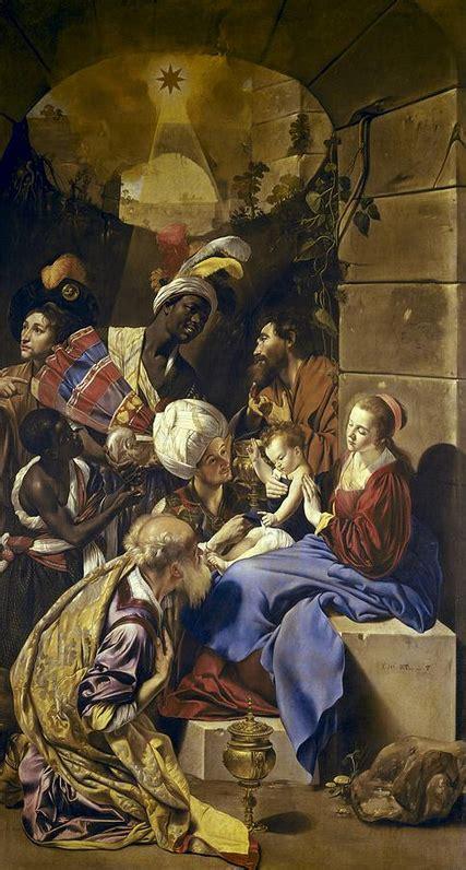 Domine non sum dignus — The Adoration of the Magi Juan ...