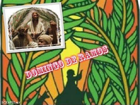 DOMINGO DE RAMOS : ¡Bendito es el que viene, en nombre del ...