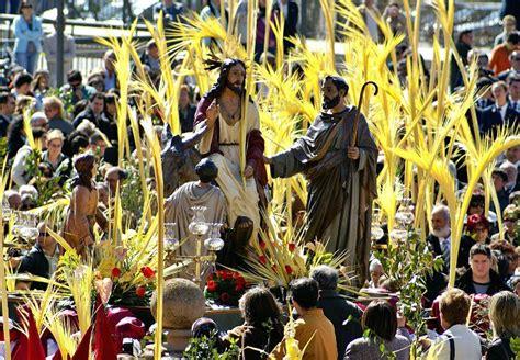 Domingo de Ramos   El pan de los pobres
