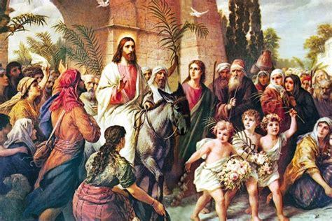 Domingo de Ramos en la Pasión del Señor - Edicion Impresa ...