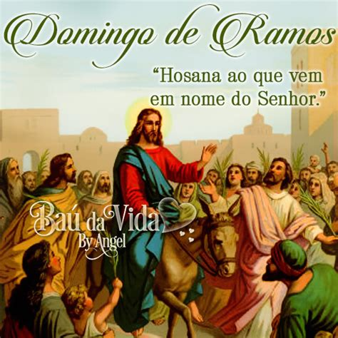 Domingo de Ramos - Imagens e Mensagens para Facebook ...