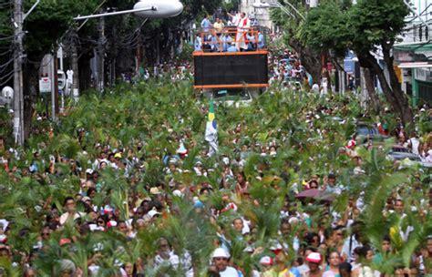 Domingo de Ramos será celebrado com procissão pelas ruas ...