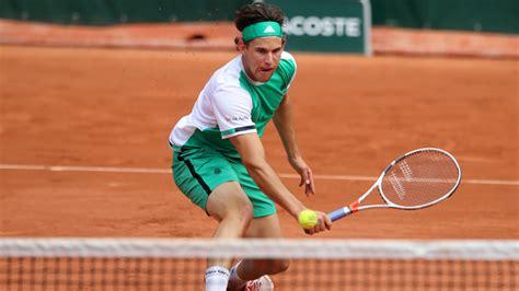 Dominic Thiem arrolla a Djokovic, ganador del último ...