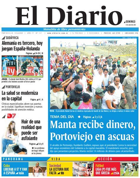 Domino 11 de julio del 2010 by EDIASA - issuu
