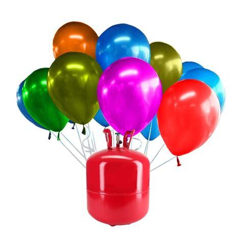 Dónde comprar el helio para inflar los globos - Decora y ...