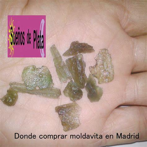 Donde comprar moldavita en MadridDonde en Madrid