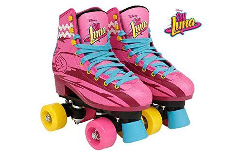 ¿Dónde comprar patines Soy Luna baratos? Ahora 30€ al  57% ...